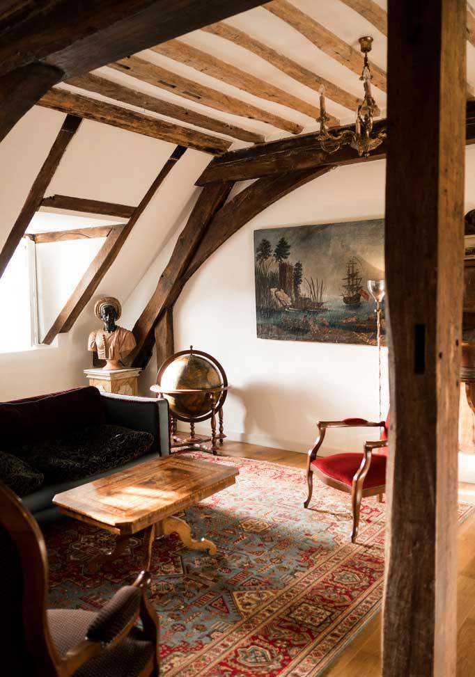 Chambre Gîte Chateau de Carsix