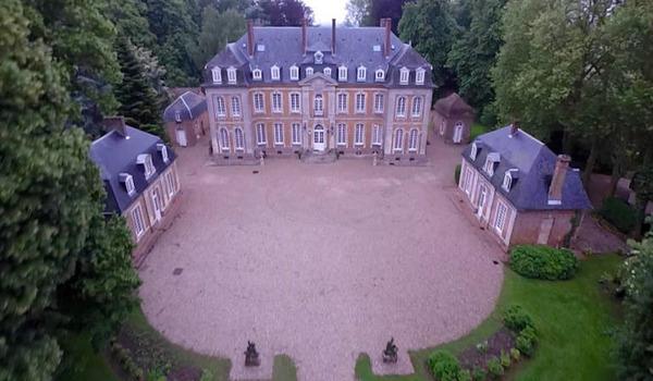 Chateau du 18ème siècle